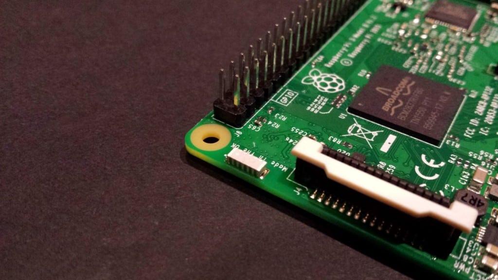 Pi 3 LEDs