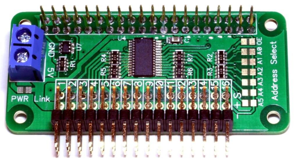 ABelectronics PWM Pi Zero