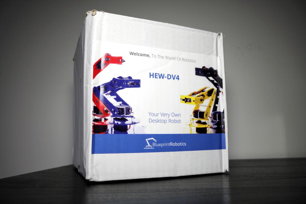 HEW DV4 box