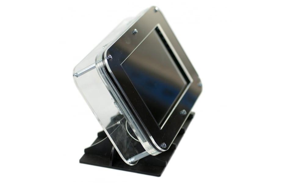"""ModMyPi 7"""" screen case"""