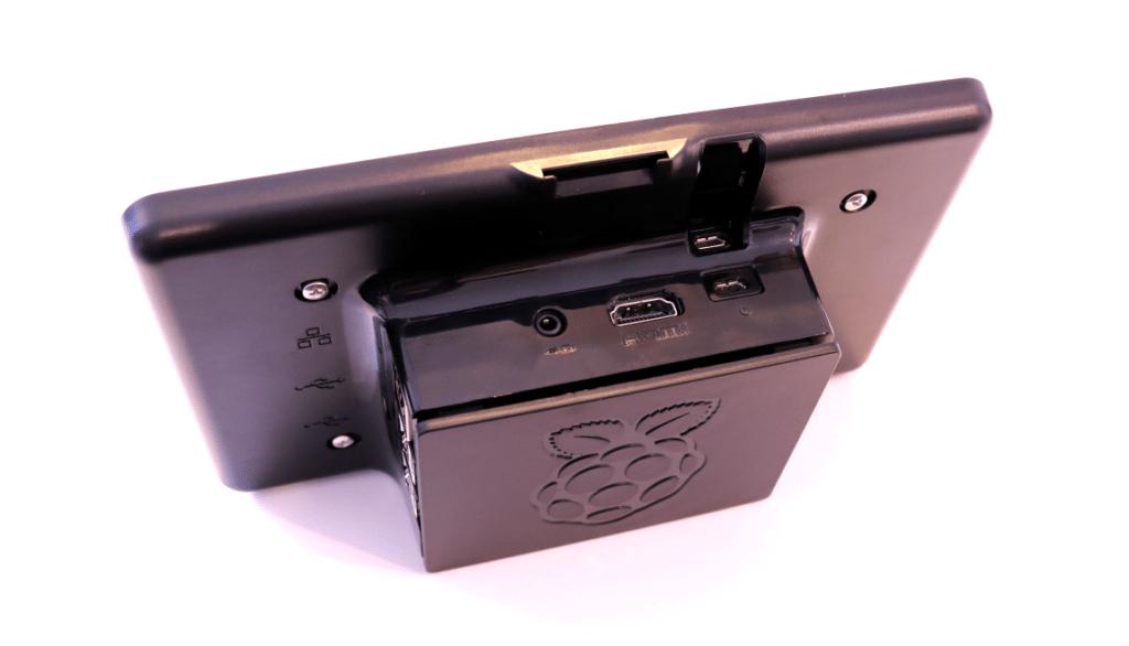 OneNineDesign Touch Screen case rear