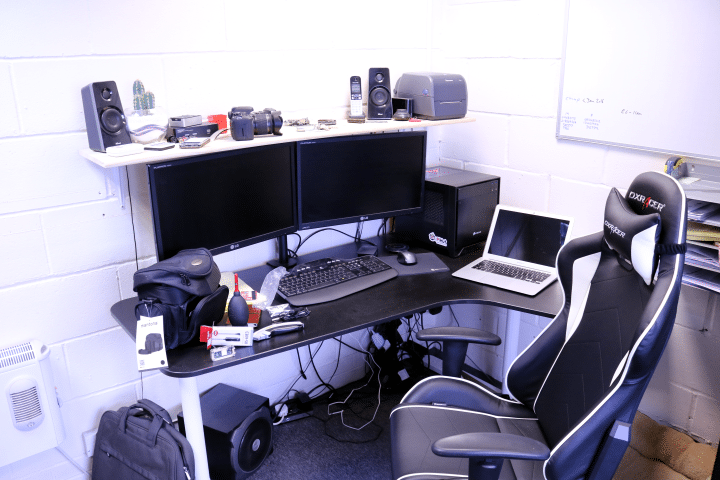 Pi Hut office chair