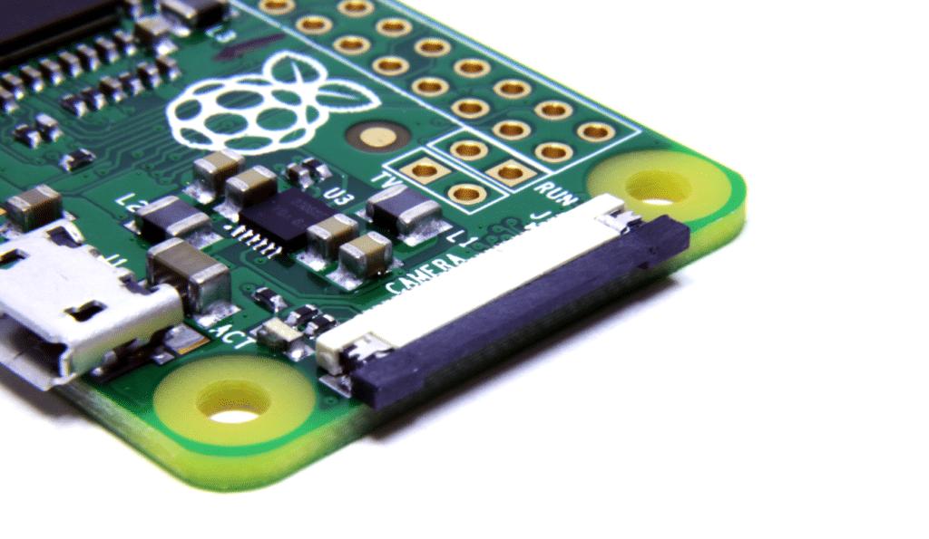 Pi Zero CSI Interface