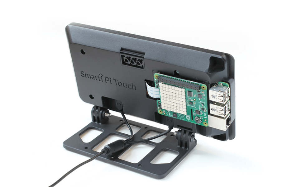 SmartiPi Touch case