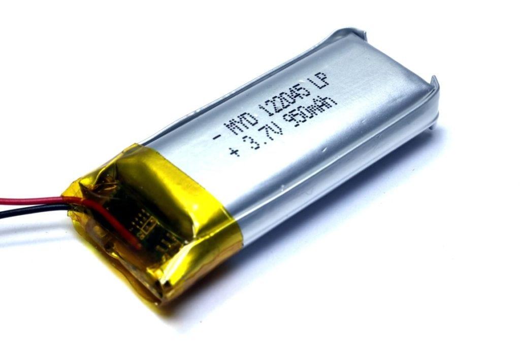 Chinese LiPo battery