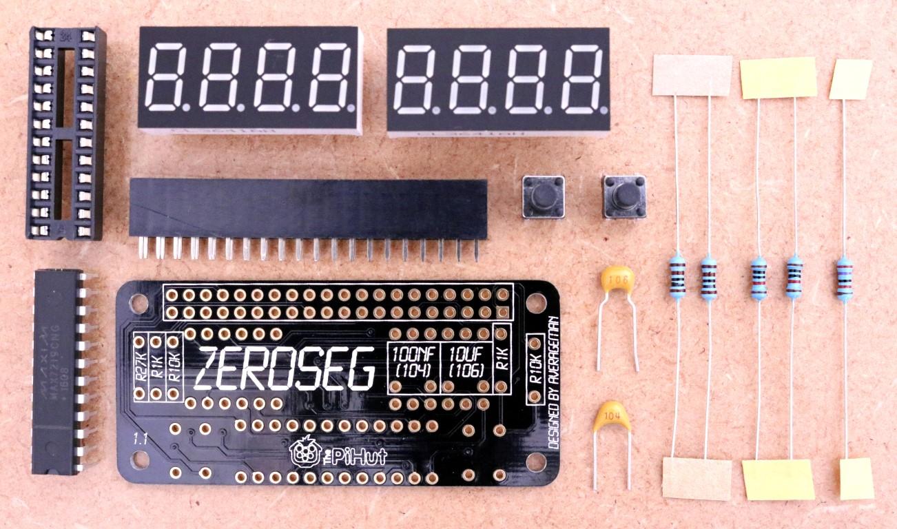ZeroSeg Kit