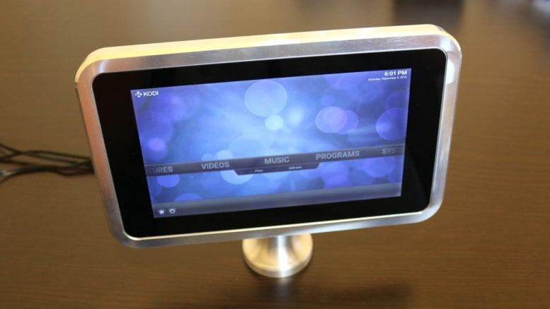 PiggiPi Screen stand