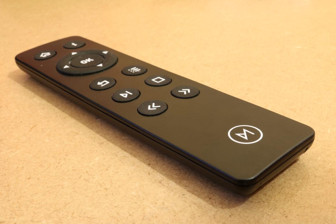 OSMC remote