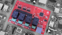 The ModMyPi PiOT Relay Board