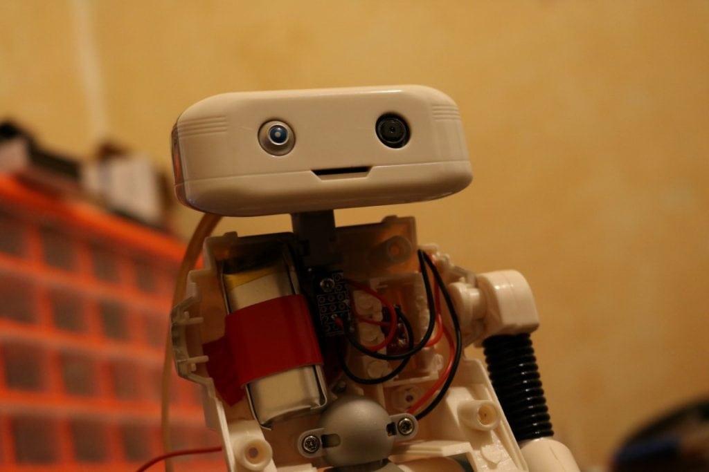 Brian Raspberry Pi Robot