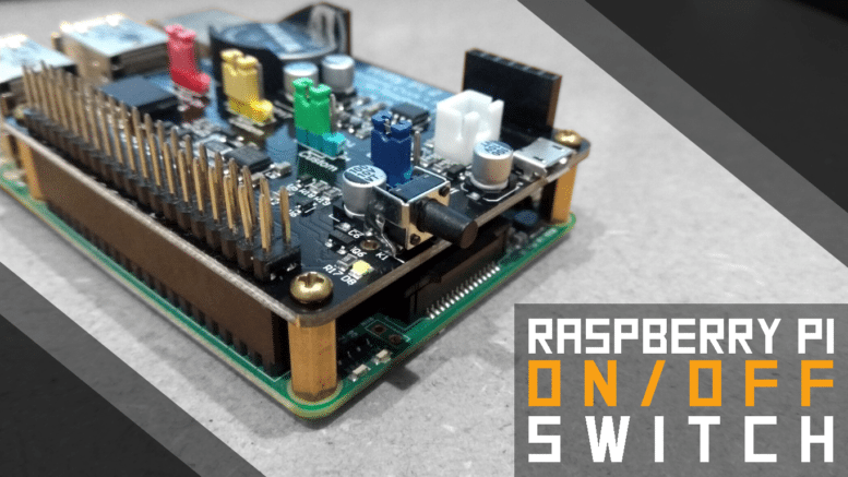 raspberry pi on off switch with power scheduling average maker
