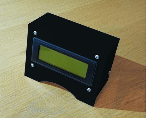 Pi Zero 20x4 LCD case