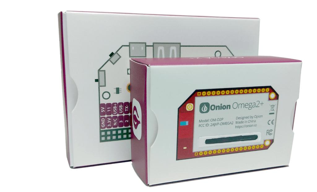 Onion Omega Box