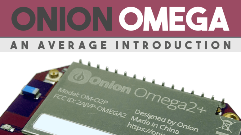 Onion Omega an Average Introduction