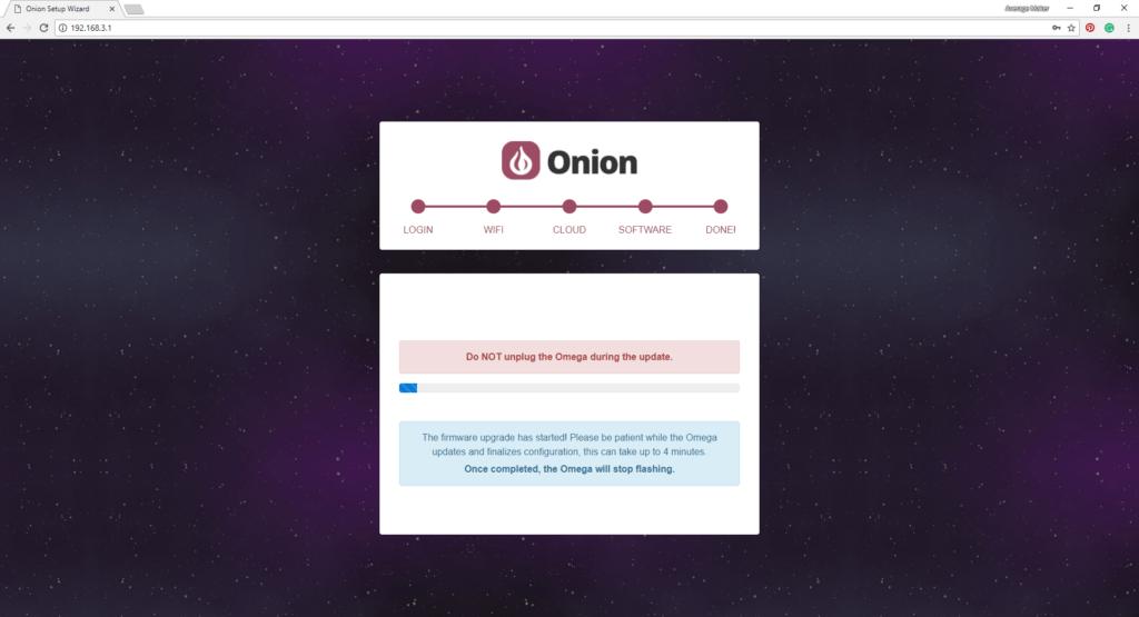 Onion Omega Setup Page 6
