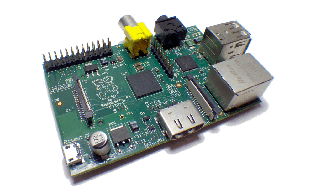 Original Raspberry Pi Model B