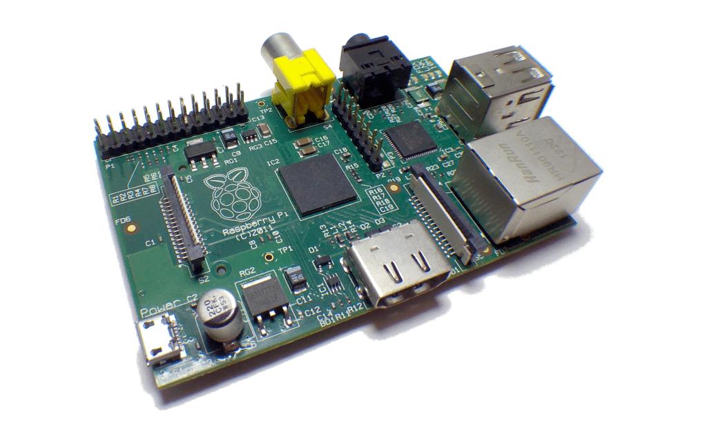 Original Raspberry Pi Model B
