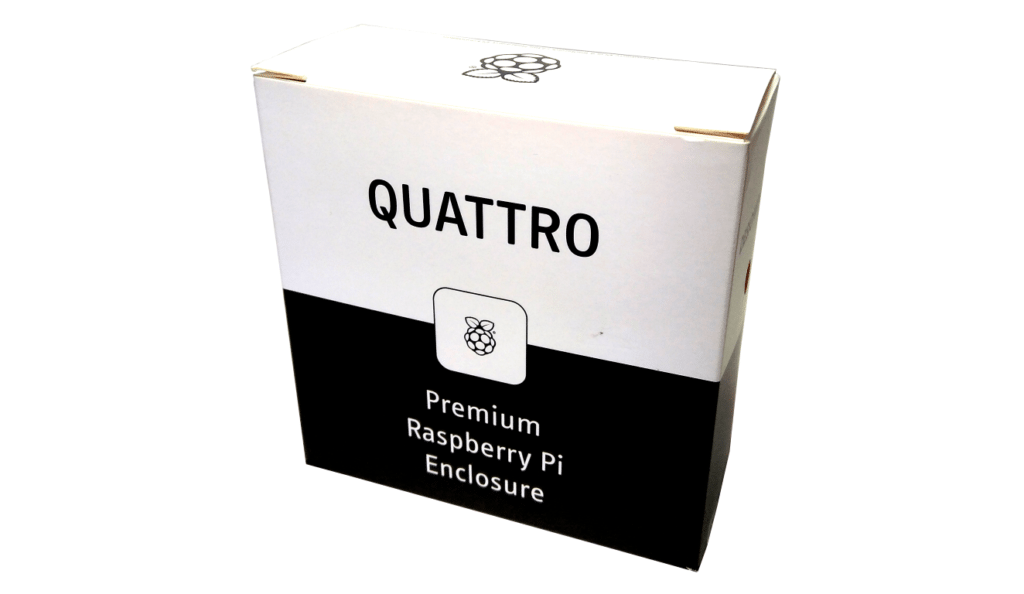 Quattro Case Box