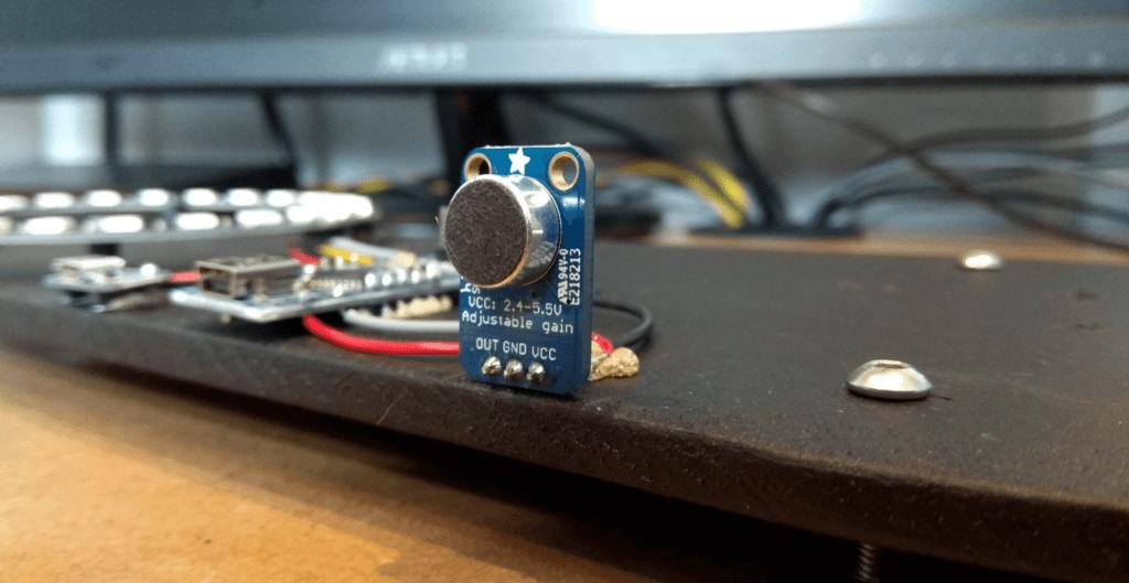 Adafruit Electret Microphone