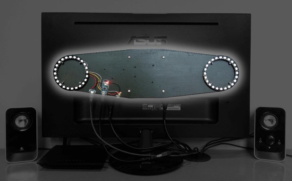 Backlight tweaks
