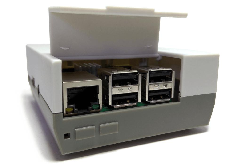 NESPi USB Flap