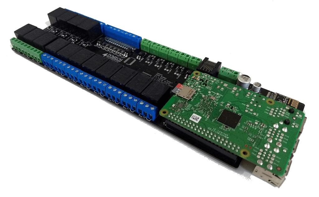 Samur Mainboard