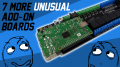 7 Unusual Raspberry Pi Add-on Boards