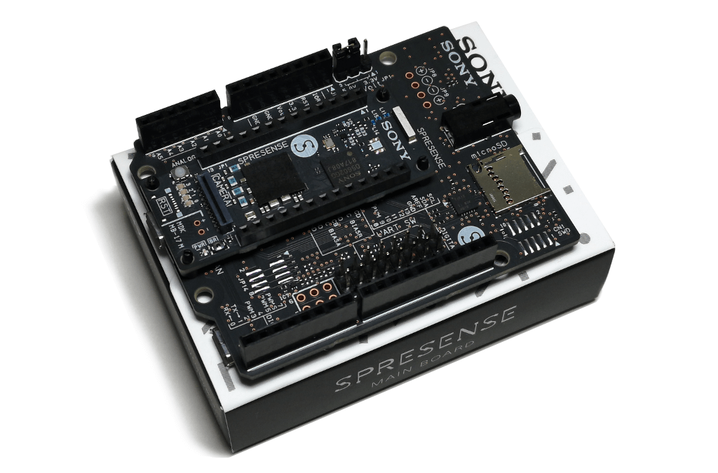Spresense Extension board