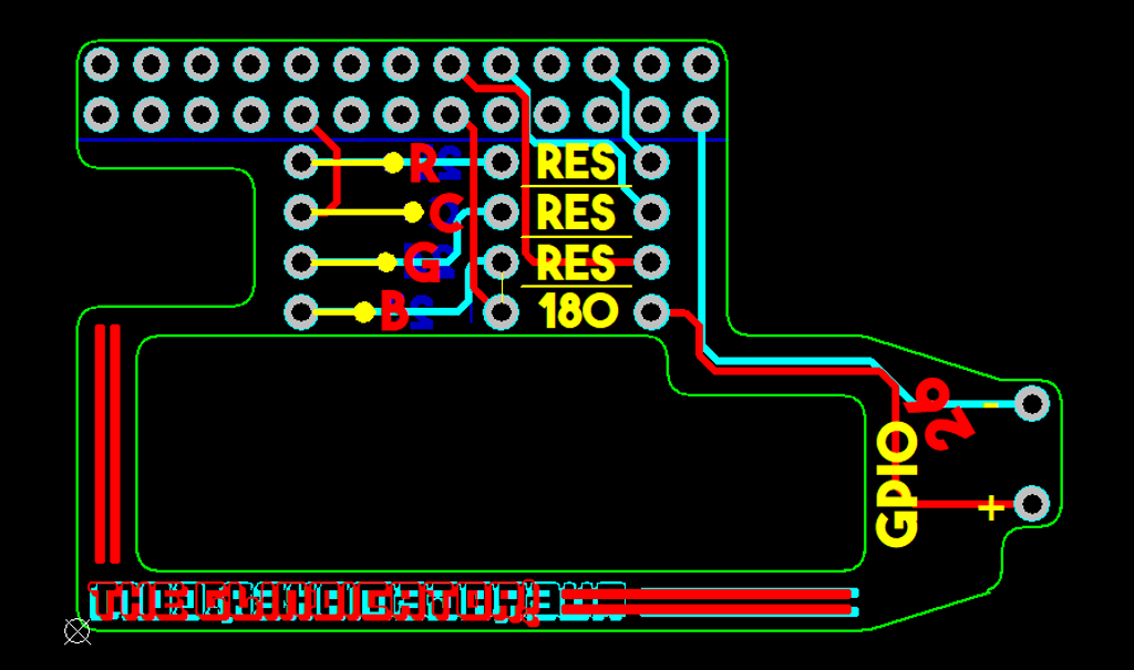 RS DesignSpark PCB design