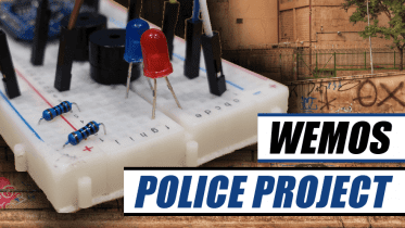 Wemos Police Project