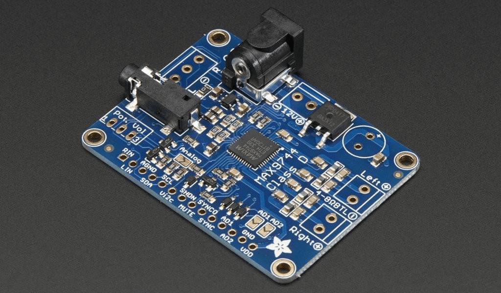 MAX9744 Module