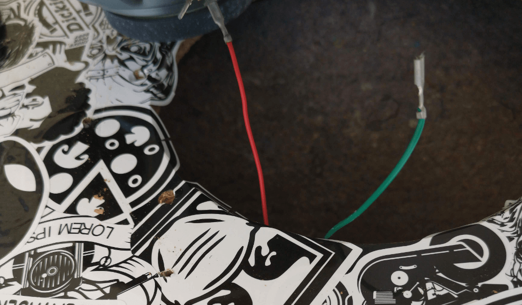 Speaker stickers